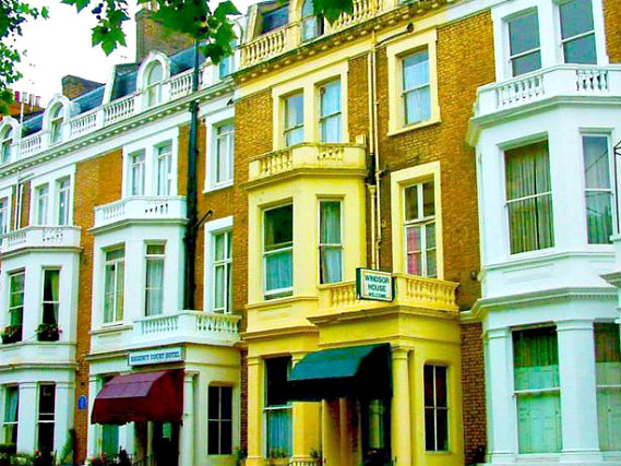Windsor House Hotel is situated in a prime location in Earls Court close to Natural History Museum