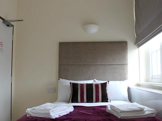Chambre double de So Kings Cross