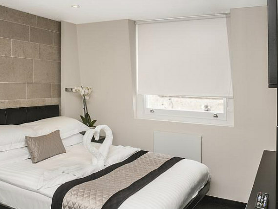 Chambre double de 39 Suites London