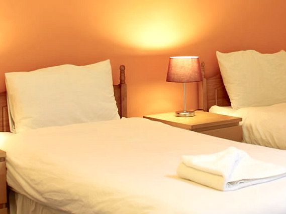 Quad rooms at Antigallican Hotel are the ideal choice for groups of friends or families