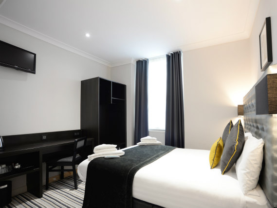 Chambre double de Airways Hotel