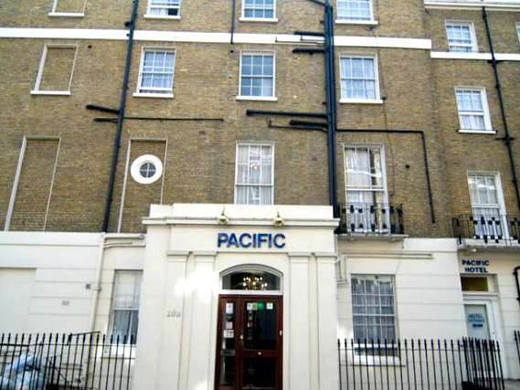 Pacific Hotel London is situated in a prime location in Paddington close to Edgware Road