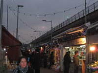 The Shepherds Bush markets