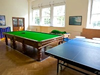 Game room at Hampstead Rooms