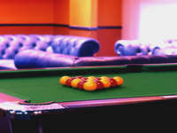 The Games room at High Holborn Hall is a great place to chill out and relax after a long day of sightseeing