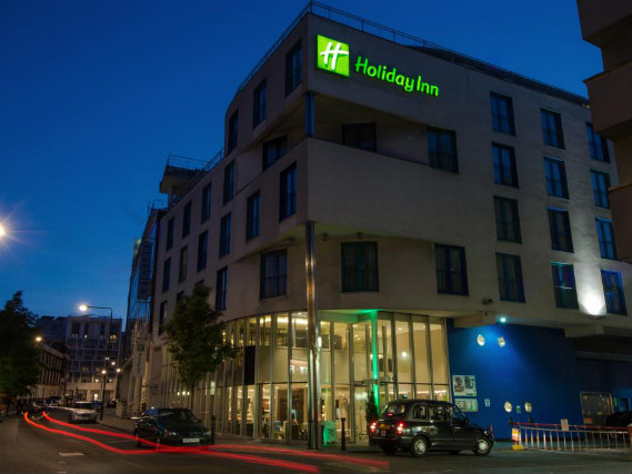 Holiday Inn Camden Lock is situated in a prime location in Camden close to Stables Market
