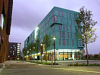 Queen Mary University Accommodation