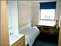 Chambre type de Butlers Wharf Londres