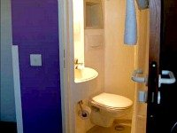 Rooms offer modern furnishings and ensuite Bathroom facilities