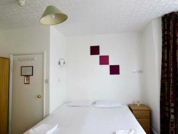 Chambre double de The Park Hotel Ilford