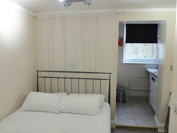 Chambre double de Dylan Earls Court