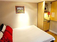 Rooms at Dylan Earls Court are clean and comfortable