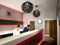 The staff at The W14 Hotel London will ensure that you have a wonderful stay at the hotel