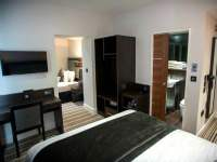 All rooms at The W14 Hotel London are comfortable and clean