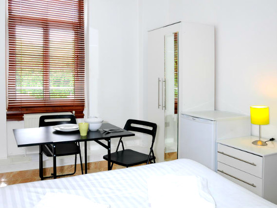 Chambre double de Hammersmith Rooms