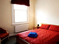Good value and stylish rooms at the Clapham Guest House