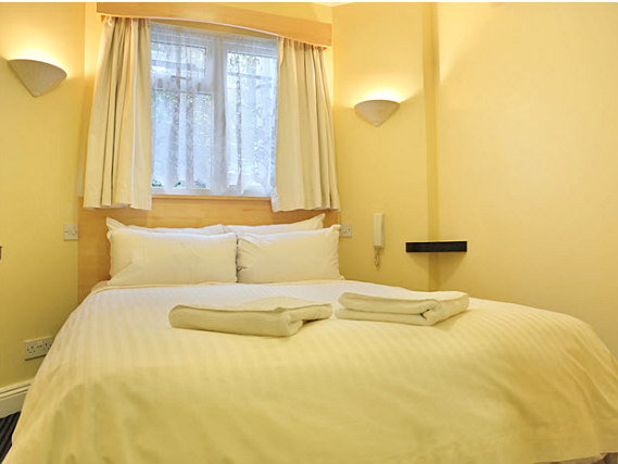 A double room at Jesmond Dene Hotel is perfect for a couple