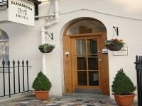 Alhambra Hotel, London