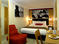 All rooms at [[Name are stylishly decorated, modern, and comfortable