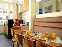 Enjoy a delicious breakfast each morning at Astors Hotel
