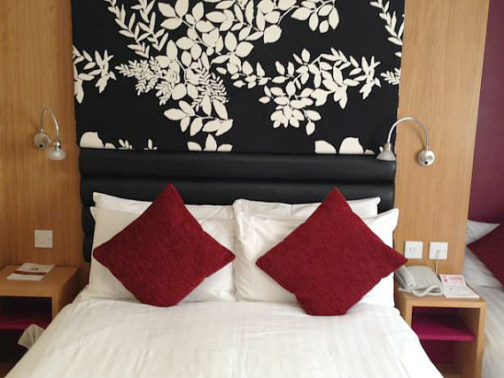 Double Room at Astors Hotel