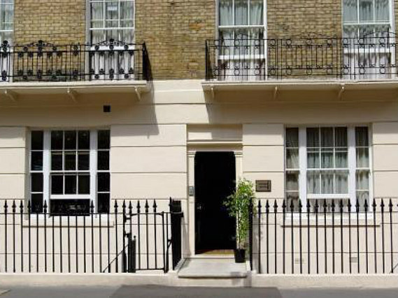 Astors Hotel is situated in a prime location in Victoria close to Ebury Street