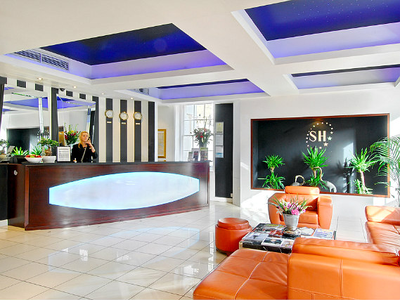 The staff at Shaftesbury Metropolis London Hyde Park will ensure that you have a wonderful stay at the hotel