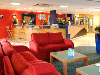 Relax in the lounge area at Holiday Inn Express Southwark