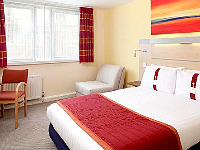 A Double room at Holiday Inn Express Southwark