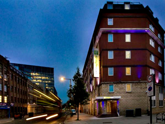 Holiday Inn Express Southwark is situated in a prime location in Southwark close to Bernie Spain Gardens