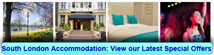 Click here to book a south London accommodation now!