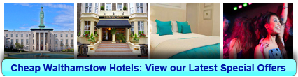 Book Cheap Hotels In Walthamstow