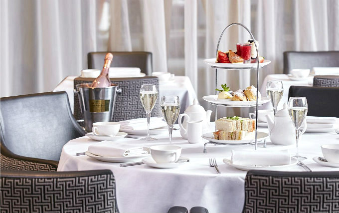 Enjoy a great breakfast at DoubleTree by Hilton London Angel Kings Cross