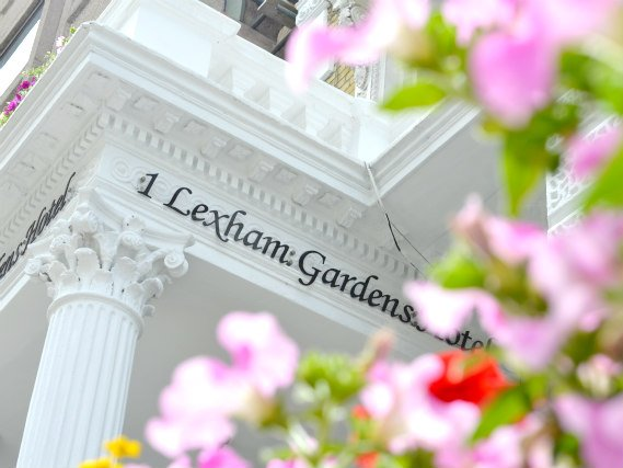 The staff are looking forward to welcoming you to Lexham Gardens Hotel