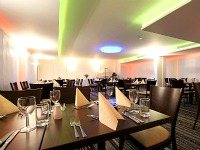 Enjoy a tasty meal in the restaurant at Best Western Palm Hotel London