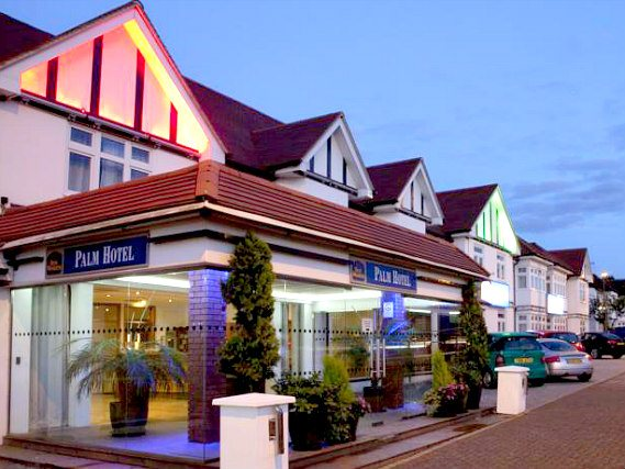 Best Western Palm Hotel London is situated in a prime location in Brent Cross close to Kenwood House