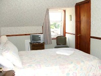 A typical double room at Wembley Inn