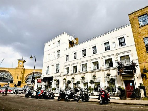 Kings Cross Inn Hotel is situated in a prime location in Kings Cross close to British Library