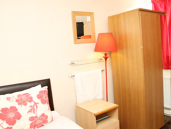 Double Room at Julius Lodge Thamesmead
