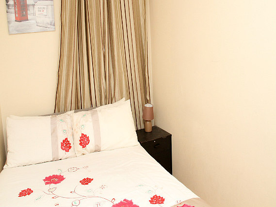 All rooms at Julius Lodge Thamesmead are comfortable and clean