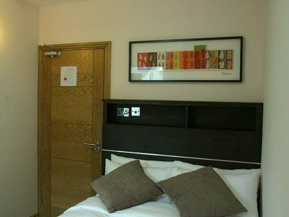 A double room at BayTree Hotel is perfect for a couple