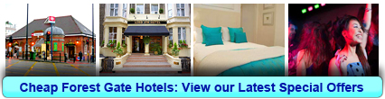 Cheap Hotels in Forest Gate, London