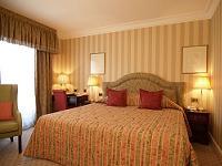 A superior room at Westbury Hotel
