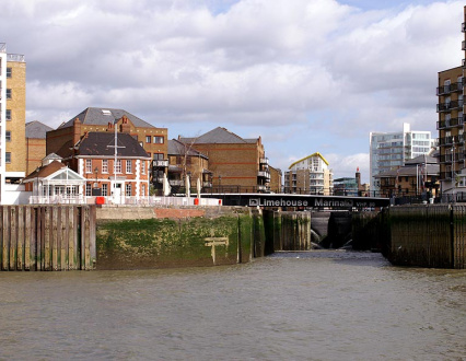 Accommodation in Limehouse, London
