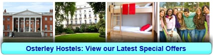 Hostels in Osterley, London
