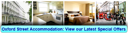 Accommodation near Oxford Street, London