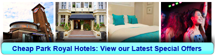 Cheap Hotels in Park Royal, London