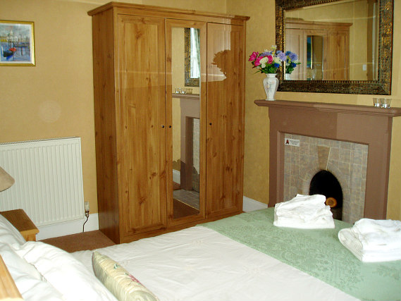 A comfortable double room