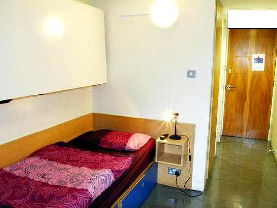 Single rooms at Horizons Accommodation provide privacy