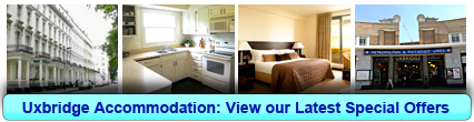 Accommodation in Uxbridge, London